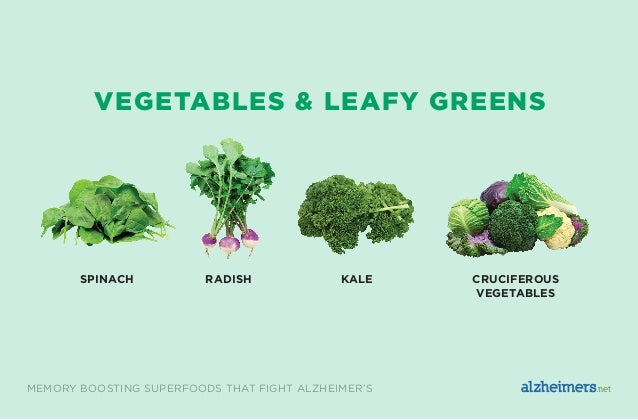 Foods To Eat To Fight Alzheimer S