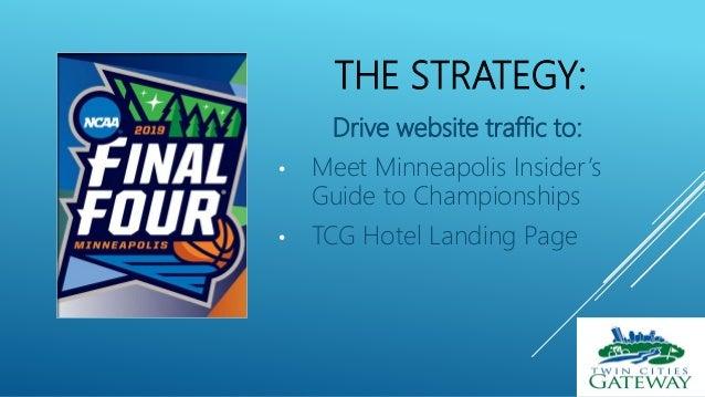 Final Four Guerilla Marketing Slide 2