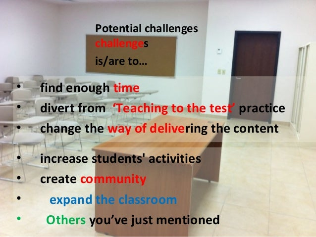 Engaging students and Expanding the classroom??