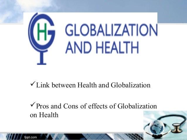 globalization   health and media