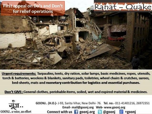 Final goonj in nepal 18th june- 15 Slide 3