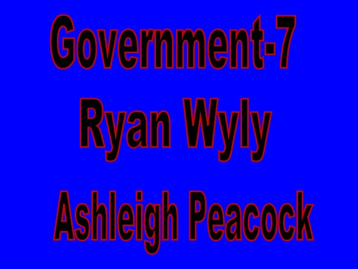 Ashleigh Peacock Ryan Wyly Government-7