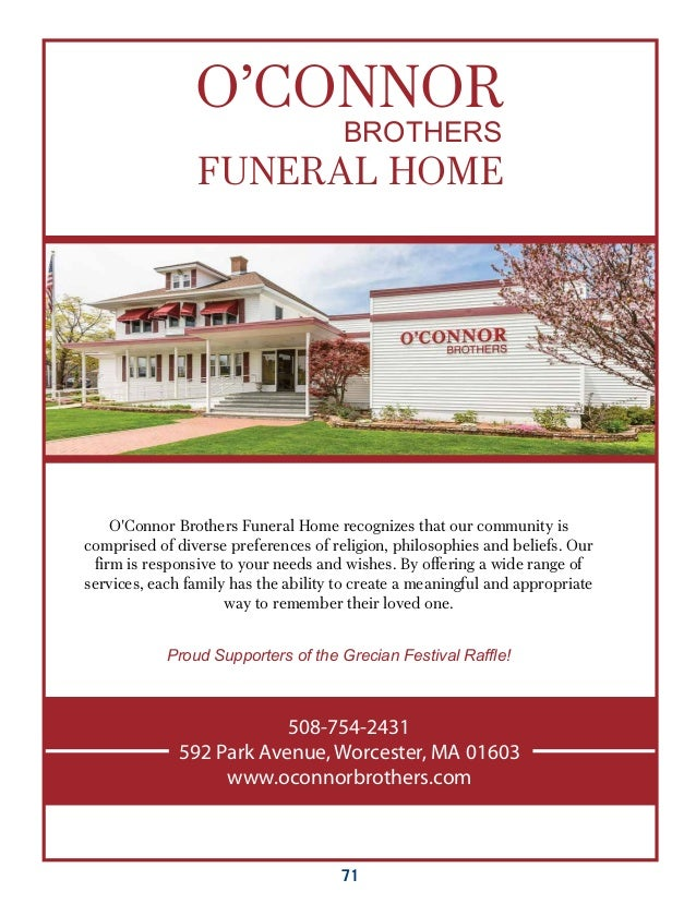 72 OCONNOR FUNERAL HOME