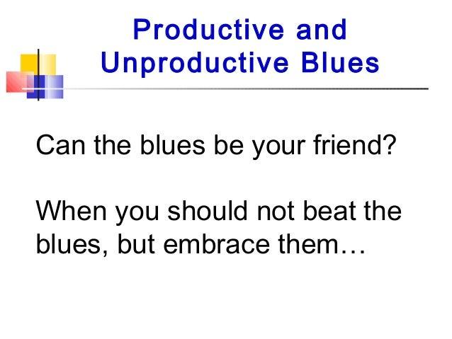 dissertation blues