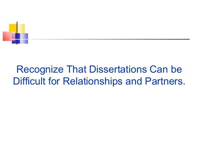 lot dissertation series