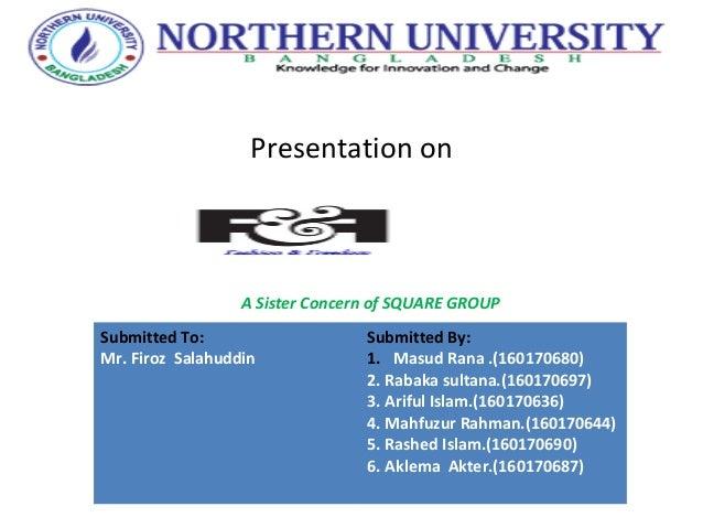 Final Group Presentation Marketing Management Develop A