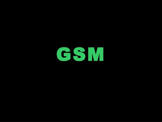 GSM      www.awesomebackgrounds.com