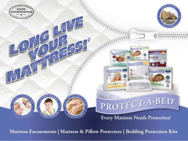 Protect-A-Bed® Premier Brand in Mattress & Pillow Protection • Award winning innovation, Product Originator • Originated i...