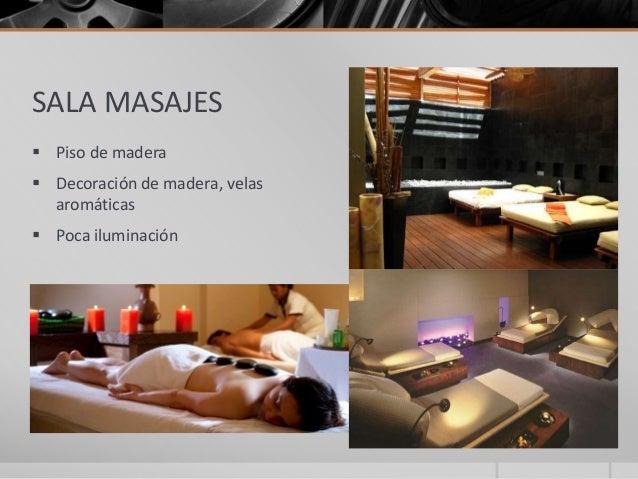 visitando sala de masaje vaginal
