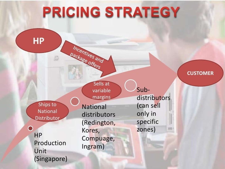hp differentiation strategy Hp has successfully implemented a standardization strategy for the laserjet   which forced the company to differentiate it by end-customer market as soon as.