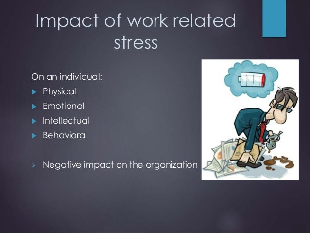 Importance of a Stress Free Envioronment  Slide 3
