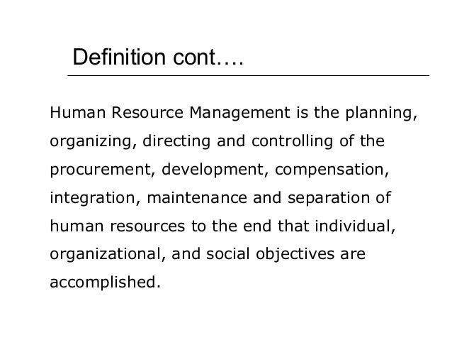 a brief description of the historical development of human resources management hrm The concept of personnel development came into existence after 1800  be  viewed as a reaction to the harshness of capitalism at that period of british history.