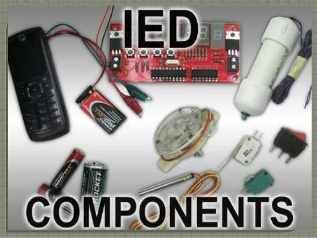 Improvised Explosive Devices(IED)
