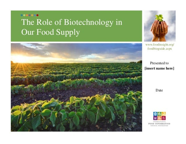 role of biotechnology in the development The practice of biotechnology different in many developing countries is  development of its significance in the eradication of poverty and of its use in the .