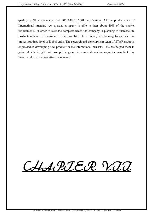 Aiou Internship Report Essay