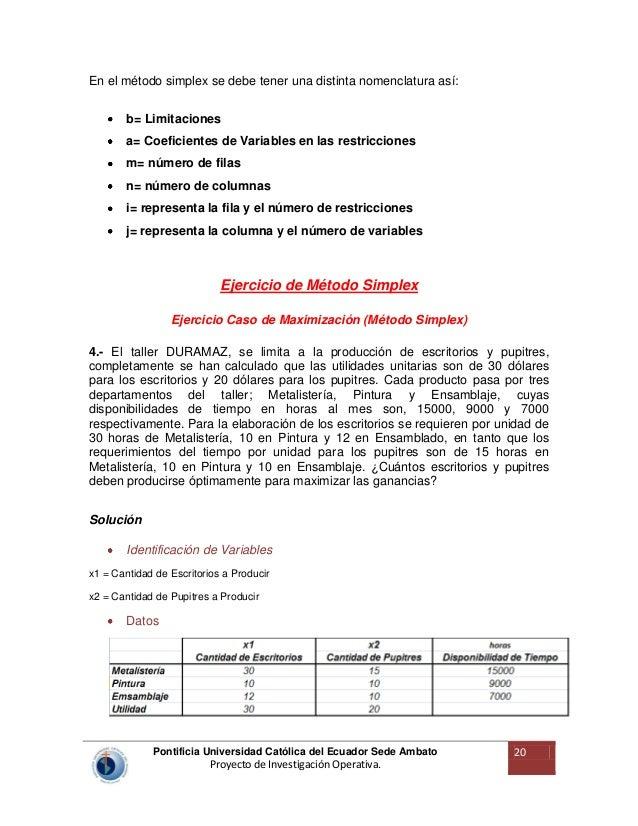Final investigacin de operaciones 20 ccuart Image collections