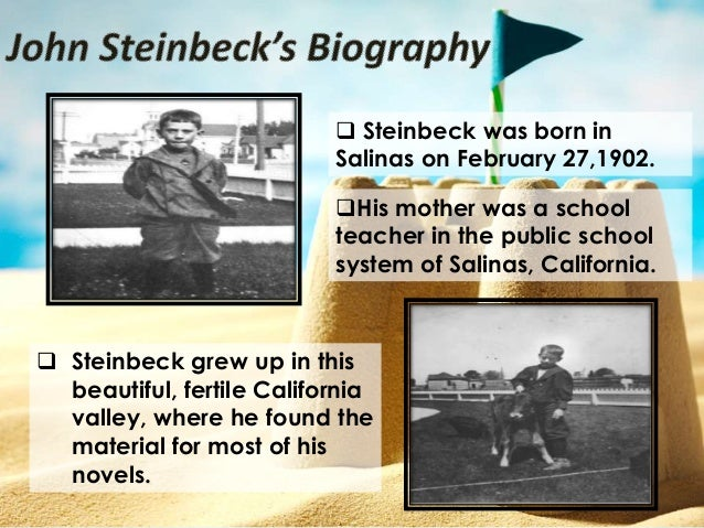 john steinbeck s pearl irony novel includes direct quotes John steinbeck's novel, of mice and men, was first published in 1937 at the time, america was still suffering the grim aftermath of the depression and the.