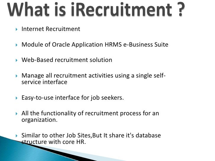 Advantages and disadvantages of external recruitment