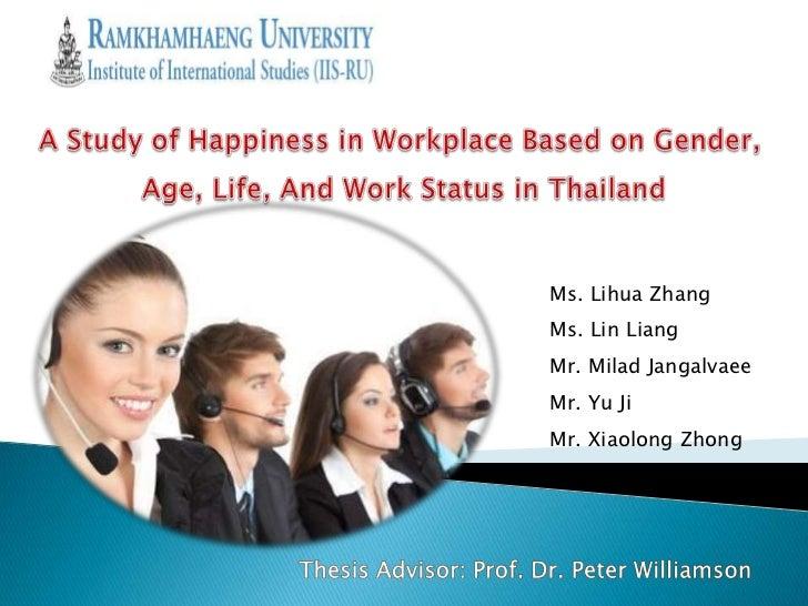 Ms. Lihua ZhangMs. Lin LiangMr. Milad JangalvaeeMr. Yu JiMr. Xiaolong Zhong