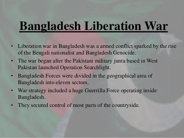 Creation of Bangladesh