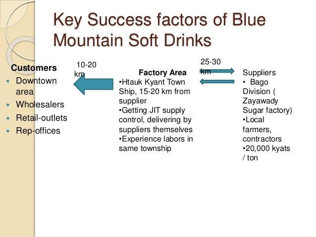 Critical Success Factors of Coca Cola