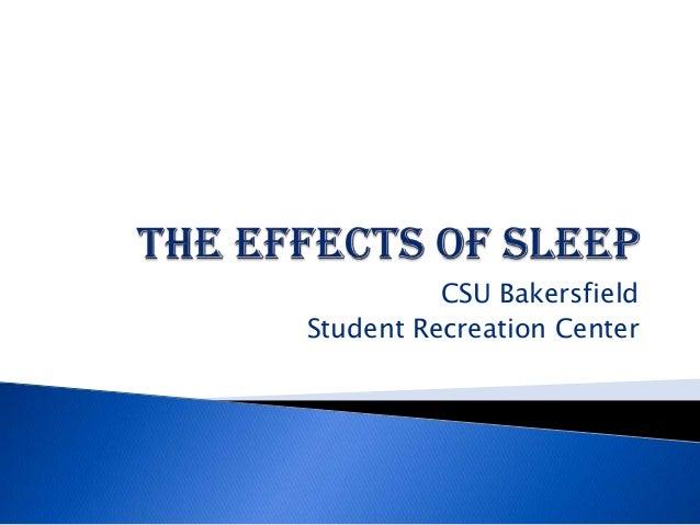CSU BakersfieldStudent Recreation Center