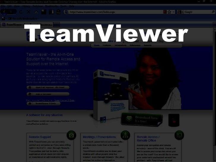 TeamViewer<br />