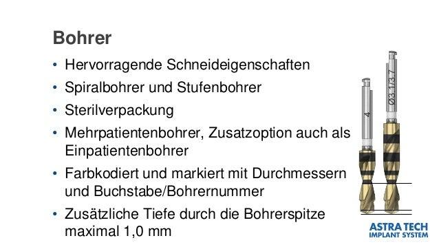 Bohrer • Hervorragende Schneideigenschaften • Spiralbohrer und Stufenbohrer • Sterilverpackung • Mehrpatientenbohrer, Zusa...