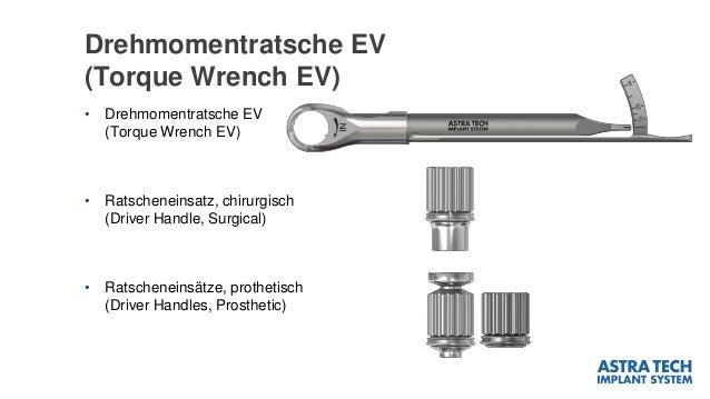 Drehmomentratsche EV (Torque Wrench EV) • Drehmomentratsche EV (Torque Wrench EV) • Ratscheneinsatz, chirurgisch (Driver H...