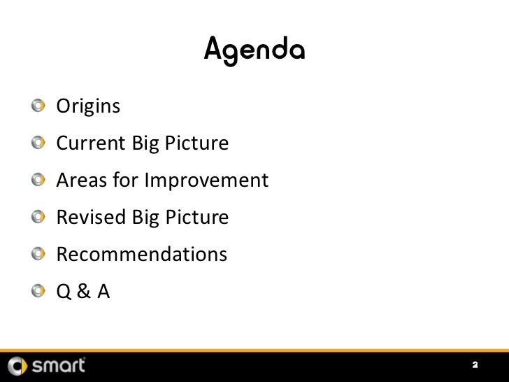 Smart Car Marketing Recommendations Slide 2