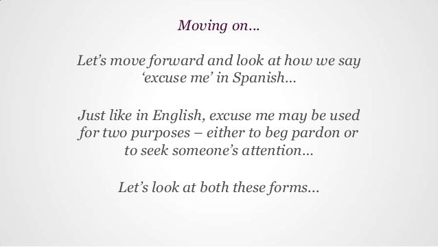 Basic Spanish Lesson 2 Greetings Say Please Sorry Thank You Et ¡esa es la clave, jefe! basic spanish lesson 2 greetings