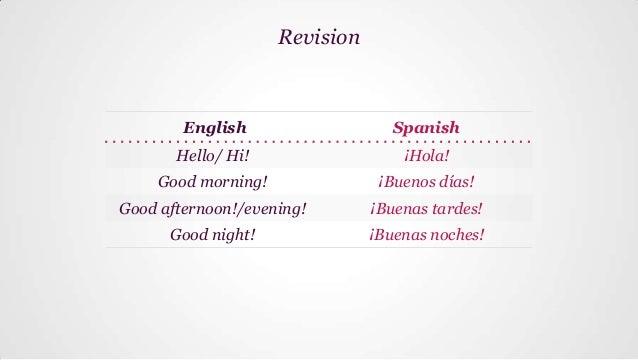 Lo siento in english