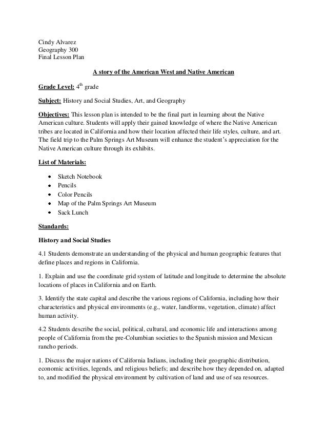 Lesson Plan Outline. Daily Multi-Class Lesson Plan Template ...