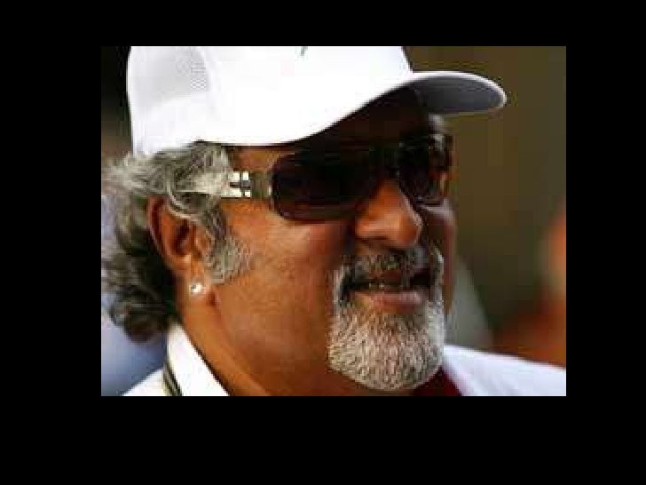 vijay mallya leadership qualities While the company was going through all this, the world only saw the owner  billionaire - vijay mallya and his son continue to live their.