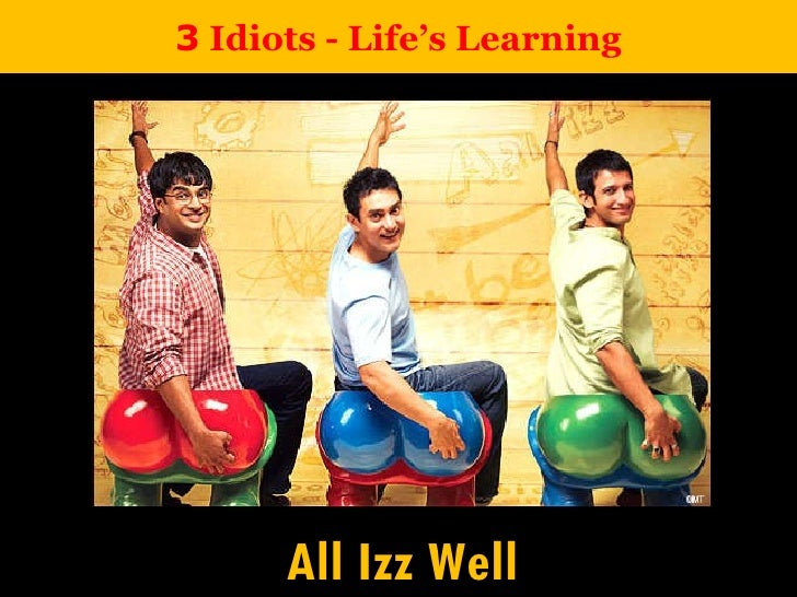 3 Idiots Movie Review Essay Sample