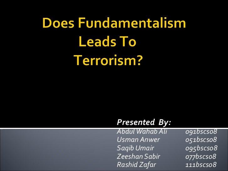 Presented  By: Abdul Wahab Ali 091bscs08 Usman Anwer 051bscs08 Saqib Umair 095bscs08 Zeeshan Sabir 077bscs08 Rashid Zafar ...