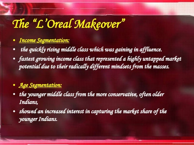 marketing mix loreal shampoo Marketing mix of l'oréal analyses the brand/company which covers 4ps (product, price, place, promotion) l'oréal marketing mix explains the business & marketing.