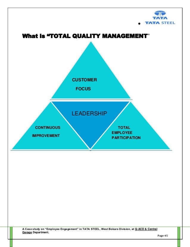 history of total quality management History of tqm- total quality management we use your linkedin profile and activity data to personalize ads and to show you more relevant ads.