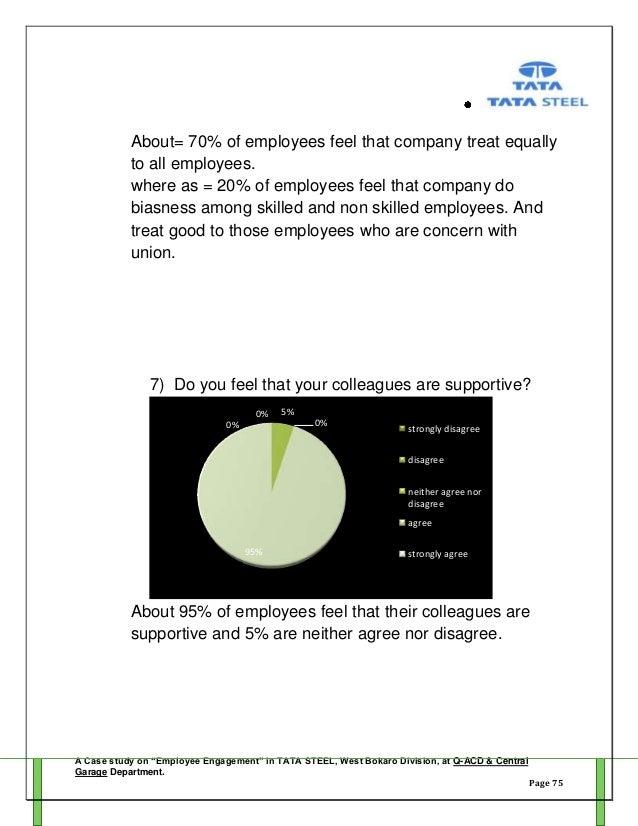 a project report on employee engagement Cari pekerjaan yang berhubungan dengan employee engagement project report hotel atau merekrut freelancer di pasar freelancing terbesar di dunia dengan 14jt + pekerjaan.