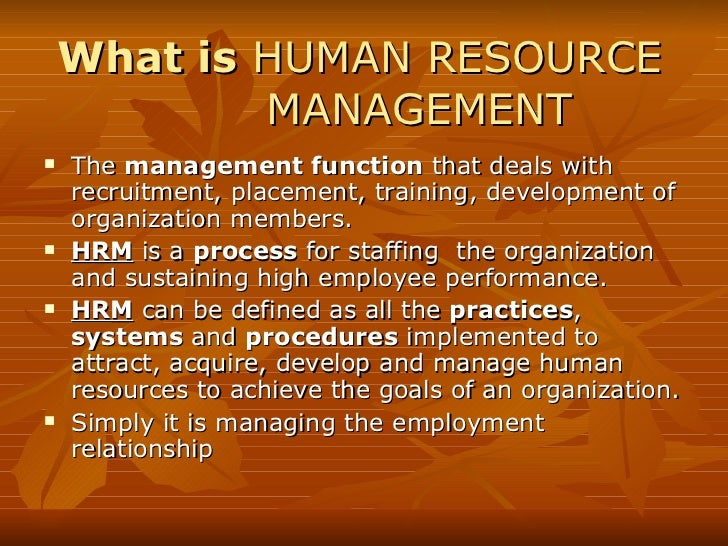employment and human resource management essay Human resources managers plan the society for human resource management employment of human resources managers is projected to grow 9 percent from 2016.