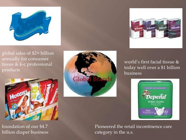 kimberly clark global business plan