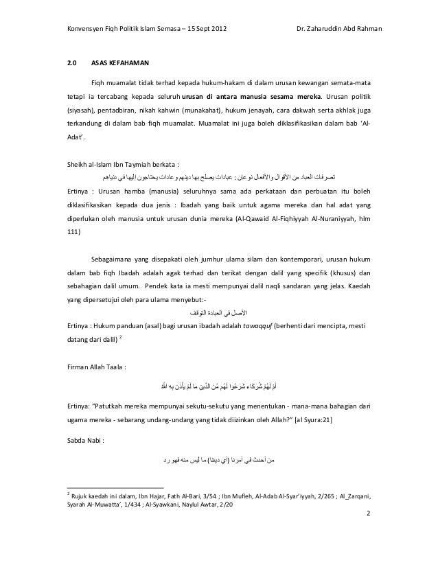 Ustaz zaharuddin hukum forex