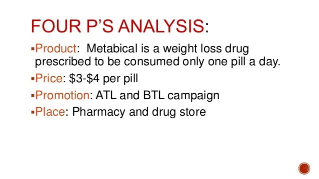 metabical case analysis October 24 case analysis #4 mario heredia metabical: pricing, packaging and demand forecasting for a new weight loss drug marketing management course katz school of business.