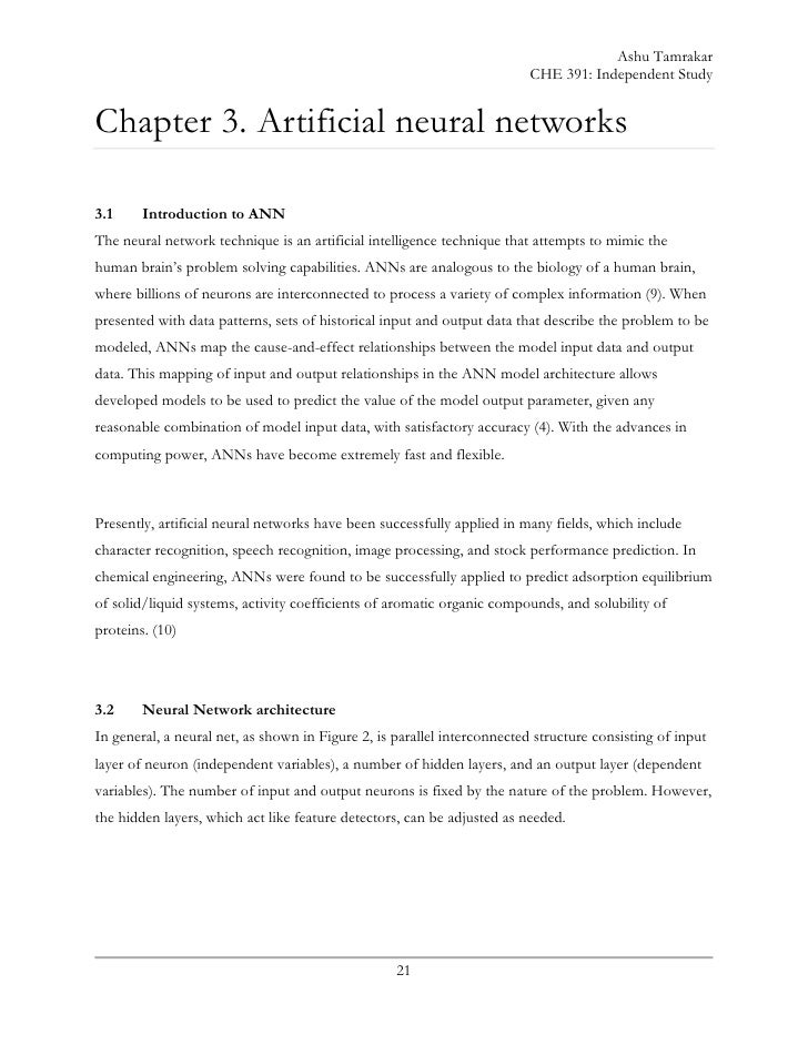 m tech thesis on neural network