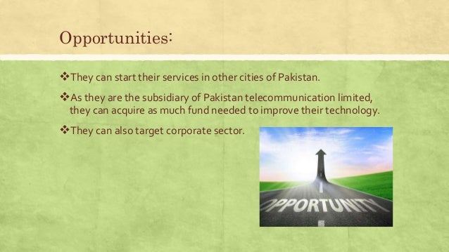 swot for ufone Making a quick observation, it is quite sure that mobilink, warid and ufone were  losing their market share, on the other hand, companies like.