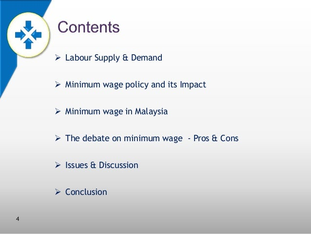 a discussion on the problems associated with the minimum wage The economist offers authoritative insight and opinion on international news, politics, business, finance, science, technology and the connections between them.