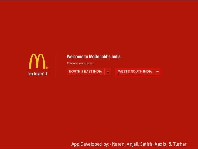 .  App Developed by:- Naren, Anjali, Satish, Aaqib, & Tushar