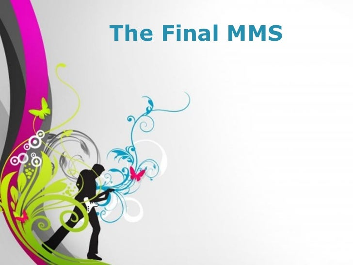 The Final MMS Free Powerpoint Templates   Page 1