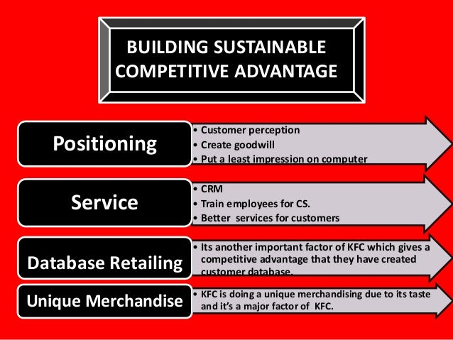 operations management mc donalds competitive advantage essay The case study of my choice is mc donalds strategic marketing for competitive advantage impacting  home management case studies case study essay on.