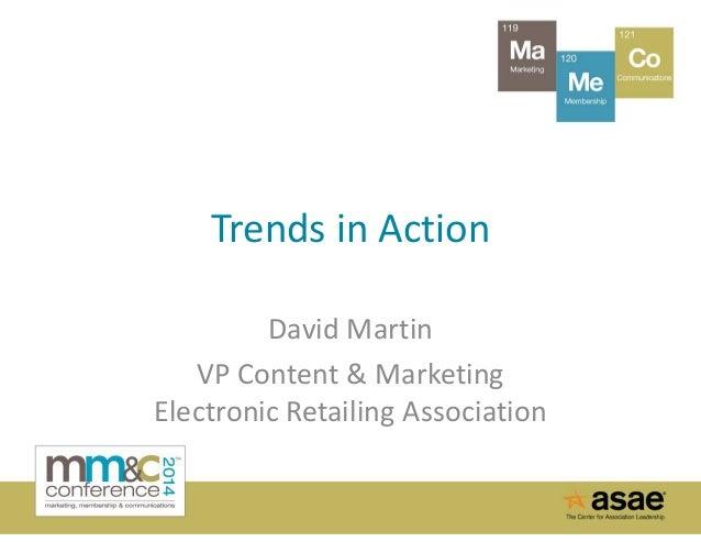 2014 Asae Membership Marketing Amp Communications